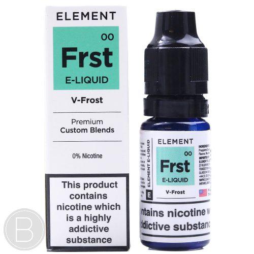 Element - V-Frost - Traditional 50/50 Series - BEAUM VAPE