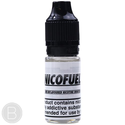 NICOFUEL 18mg Nicotine Shot - 10ml MAX VG 10ml e-liquid - BEAUM VAPE