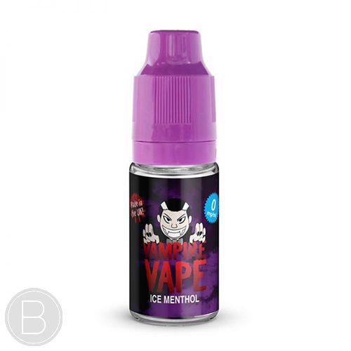 Vampire Vape - Ice Menthol - 10ml E-Liquid - BEAUM VAPE