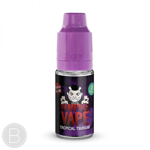 Vampire Vape - Tropical Tsunami - 10ml E-Liquid - BEAUM VAPE