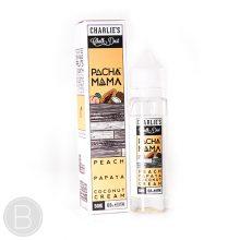 Peach Papaya Coconut Cream - Pacha Mama - 50ml Short Fill 0mg E-Liquid