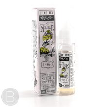 Mr Meringue - Charlies Chalk Dust - 50ml E-Liquid Short Fill Nic Shot Ready