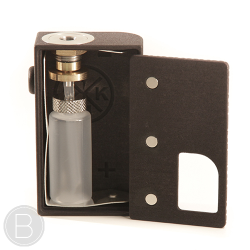 Ragnarok Squonk SL Polyamide - Angkultur Mod Co - Silver Contacts