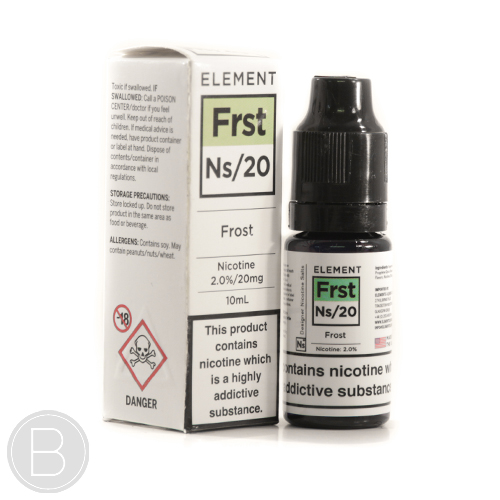 Element - Frost NS20 10ml E-Liquid 20mg Nic Salts