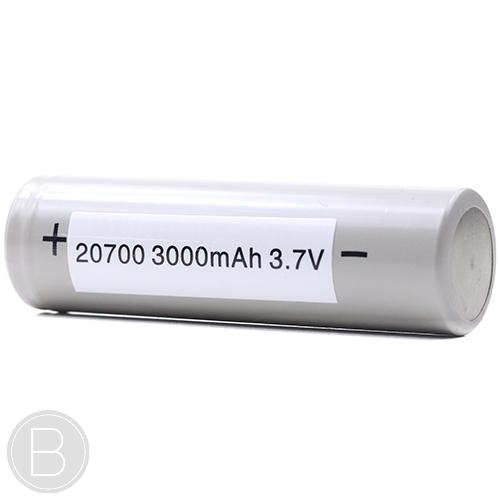 Molicel - INR 20700 P30A - 3000mAh 20700 Battery - BEAUM VAPE