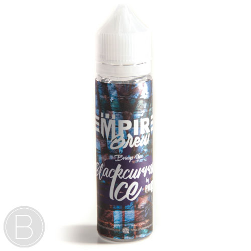 Empire Brew - Blackcurrant Ice - 50ml 0mg Short Fill E-Liquid