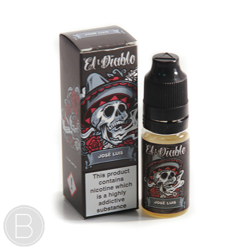 El Diablo - Jose Luis - 10ml E-Liquid