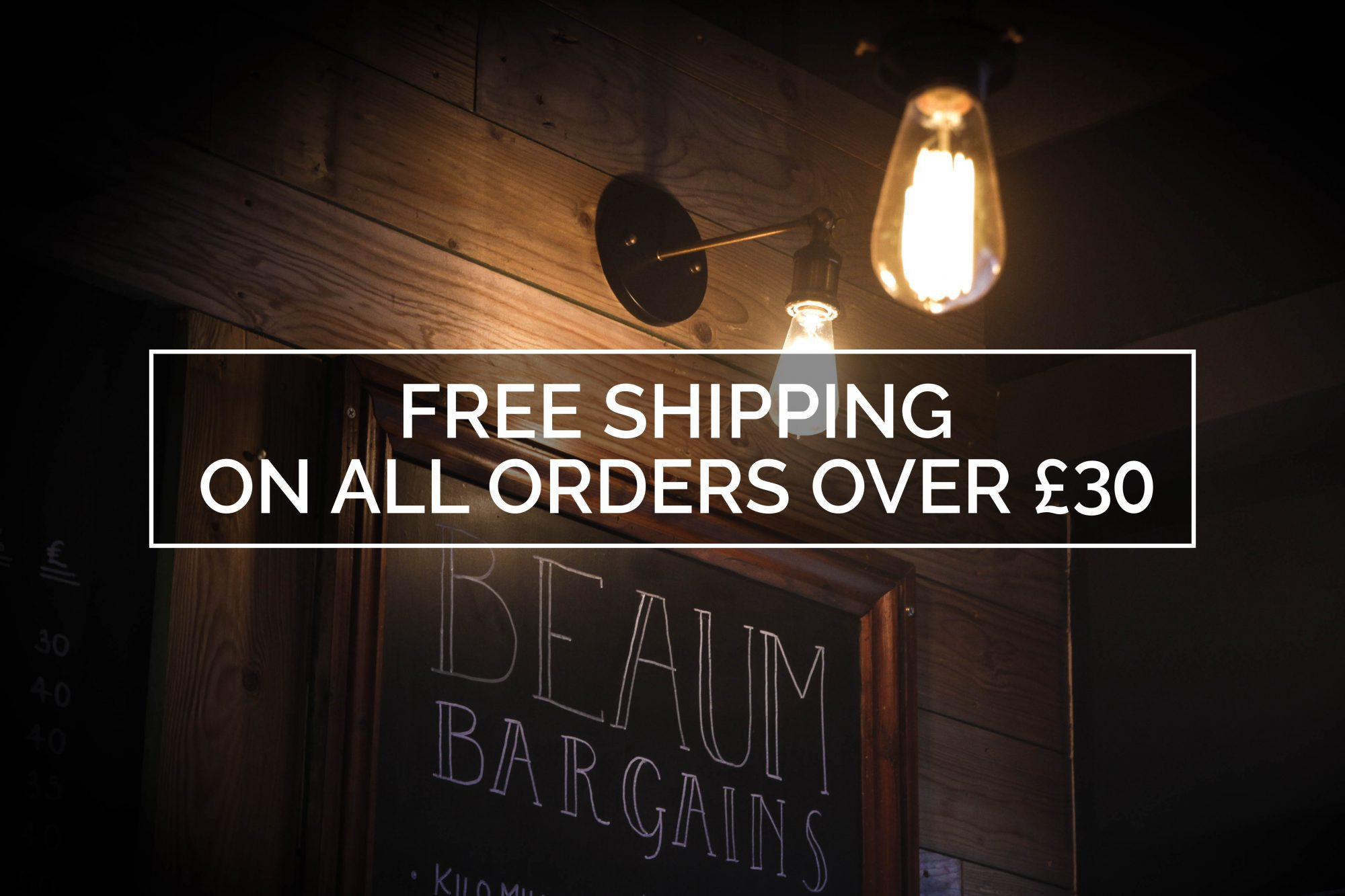 FREE SHIPPING ON ALL ORDERS OVER £30 - BEAUM VAPE