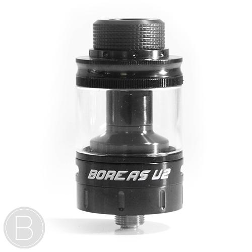 Augvape Boreus V2 RTA - BEAUM VAPE Black