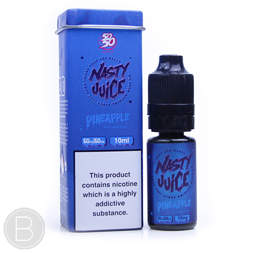 Nasty Juice - Slow Blow 50/50 - 10ml eLiquid