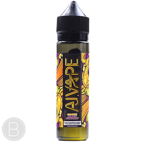 AJ Vape - Mango Blackcurrant 50ml short fill 0mg E-Liquid