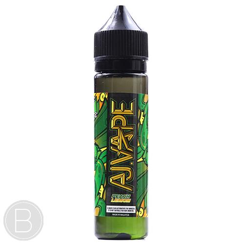 AJ Vape - Peach Lemon 50ml short fill 0mg E-liquid