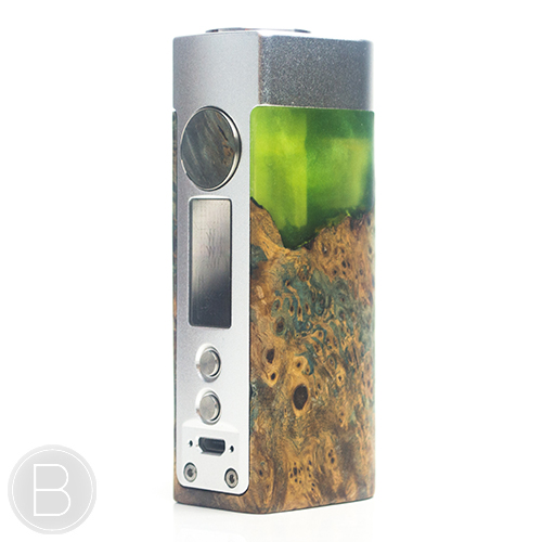 Woody Vapes - S3 80W Stabilized Wood TC MOD