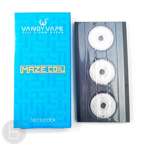 Vandy Vape - Maze RDA Replacement Maze Coil