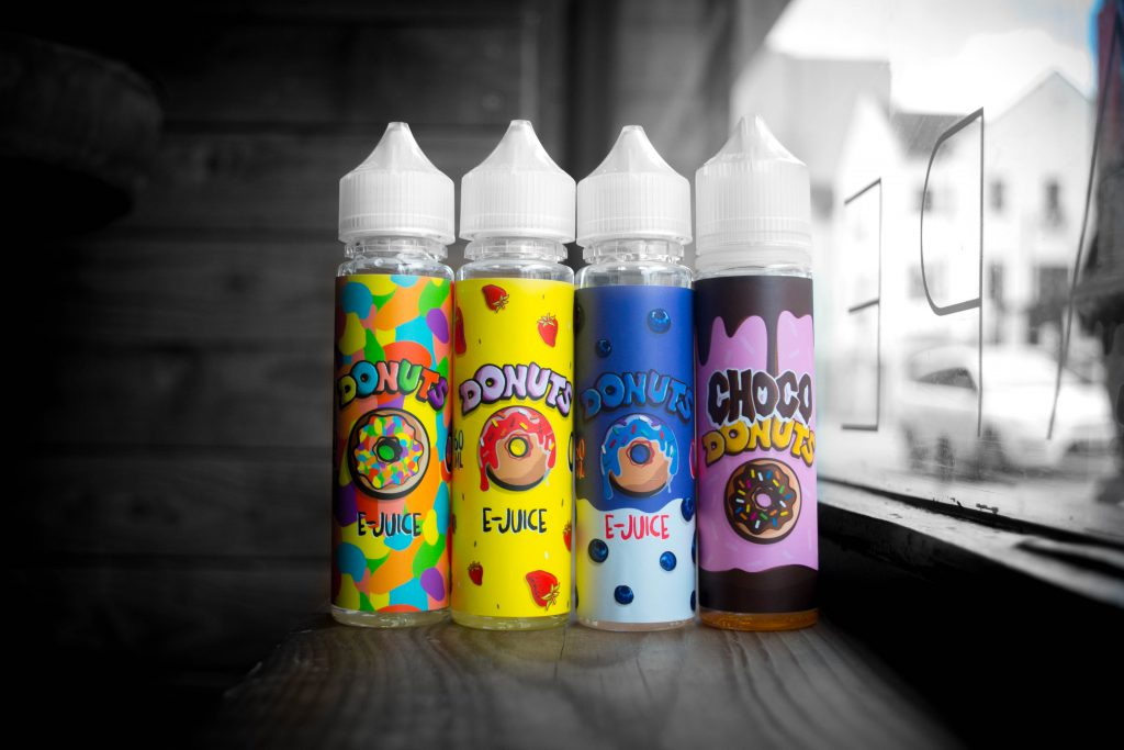 Donuts E-Liquid 50ml Short fill