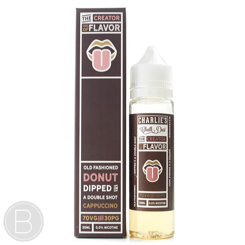 Creator of Flavor - Old Fashioned Doughnut - 50ml 0mg Short Fill E-Liquid