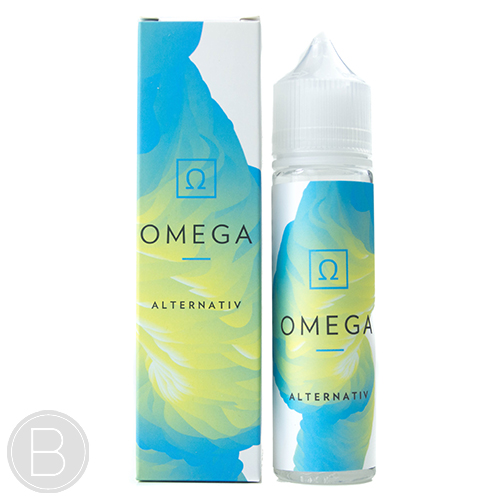 Marina Vape - Alternativ Omega - 50ml 0mg Short Fill E-Liquid