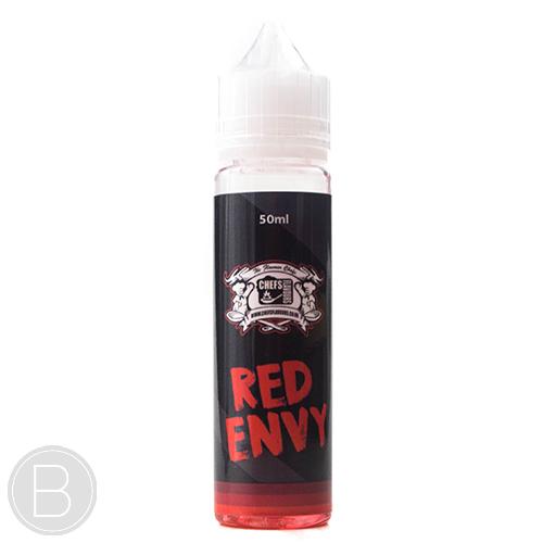 Chefs Vapour – Red Envy - 50ml 0mg Short Fill E-Liquid