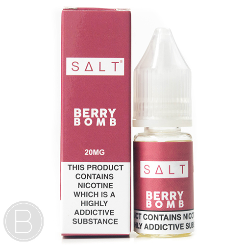 Salt - Berry Bomb - 10ml E-Liquid - 20mg Nic Salts