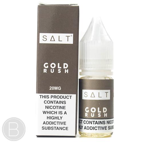 Salt - Gold Rush - 10ml E-Liquid - 20mg Nic Salts