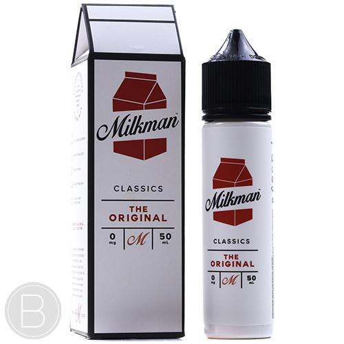 The Milkman - The Milkman - 50ml 0mg Short Fill E-Liquid