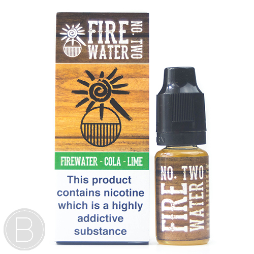Manabush - Fire Water No 2 - 10ml E-liquid