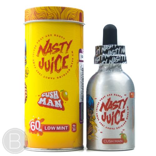 Nasty Juice - Cush Man 50ml Short Fill 0mg E-Liquid