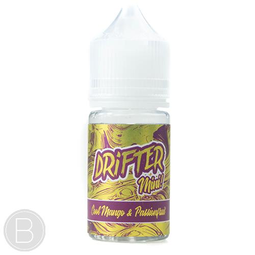 Drifter Mini - Cool Mango and Passionfruit - 0mg 25ml Short Fill E-Liquid
