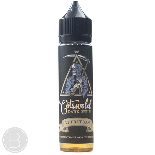 Cotswold Vapour Dark Series – Attrition - 0mg 50ml Short Fill E-Liquid