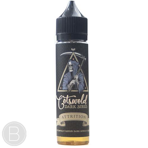 Cotswold Vapour Dark Series – Attrition - 0mg 50ml Short Fill E-Liquid