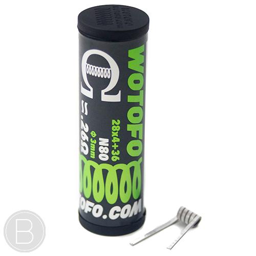 Wotofo - Pre Made Coils