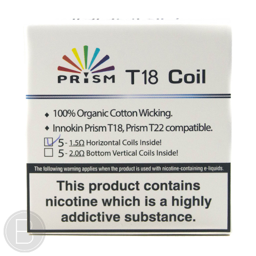 Innokin replacment coils t18 t22