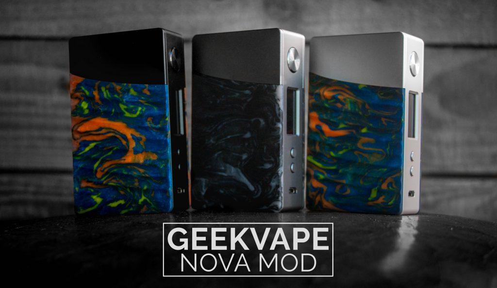 Geek Vape Nova Mod