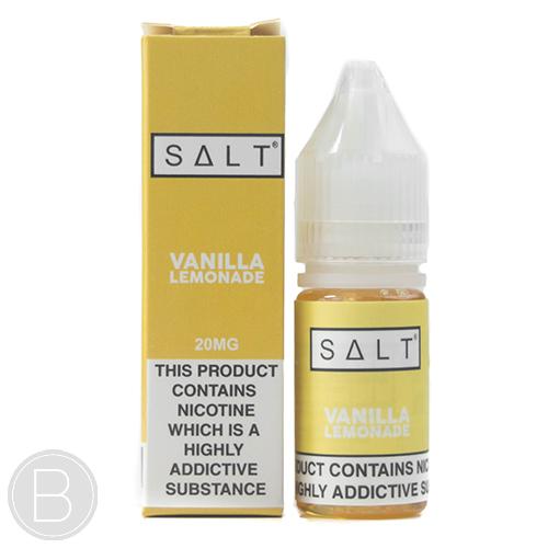 Salt - Vanilla Lemonade - 10ml E-Liquid - 20mg Nic Salts