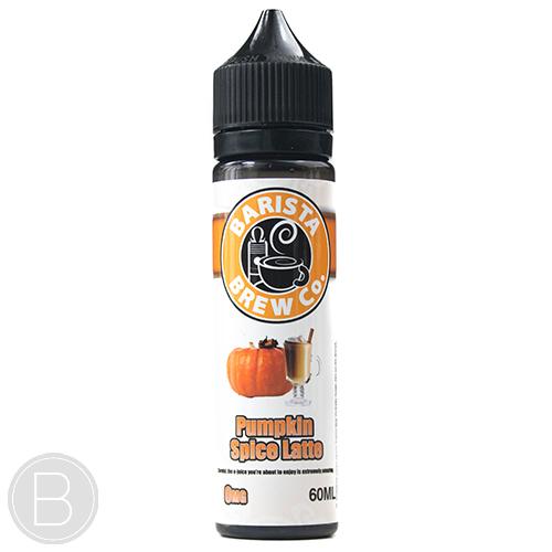 Barista Brew Co - Pumpkin Spice Latte Short Fill - 0mg 50ml E-Liquid