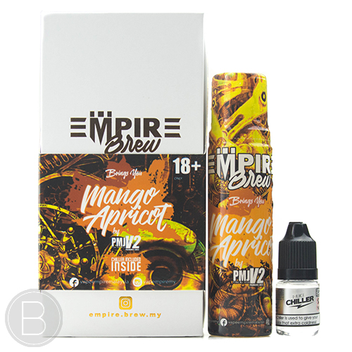 Empire Brew - Mango Apricot - 50ml 0mg Short Fill E-Liquid