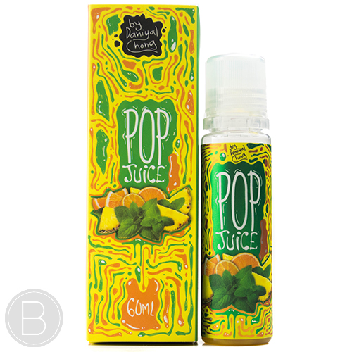 Pop Juice - Aura E Liquid - 0mg 50ml E-Liquid