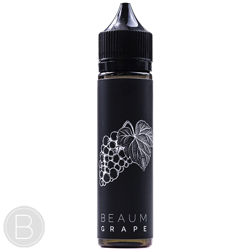 BEAUM - Beaum Grape - 0mg 50ml Sort Fill E-Liquid - BEAUM VAPE