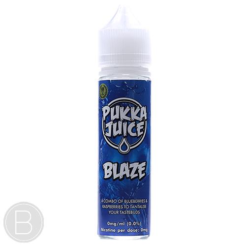 Pukka Juice - Blaze - 50ml 0mg E-Liquid - BEAUM VAPE