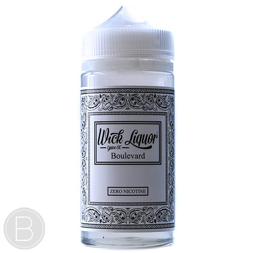 Wick Liquor - Boulevard Juggernaut 0mg - 150ml e-liquid - BEAUM VAPE