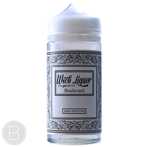 Wick Liquor - Boulevard Juggernaut 0mg - 150ml e-liquid - BEAUM VAPE