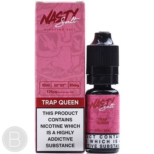 Nasty Juice Trap Queen Nic Salts - 10ml - 20mg Nic Salts - BEAUM VAPE