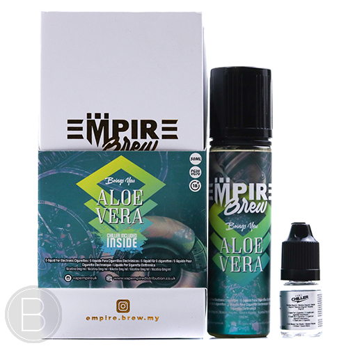 Empire Brew - Aloe Vera - 0mg Short Fill 50ml E-Liquid - BEAUM