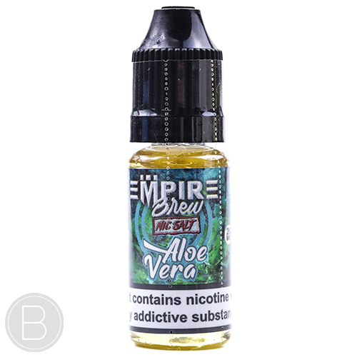 Empire Brew Nic Salt - Aloe Vera - 20mg 10ml E-Liquid - BEAUM