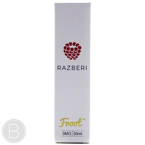 Froot - Razberi - 50ml 0mg Short Fill E-Liquid - BEAUM VAPE