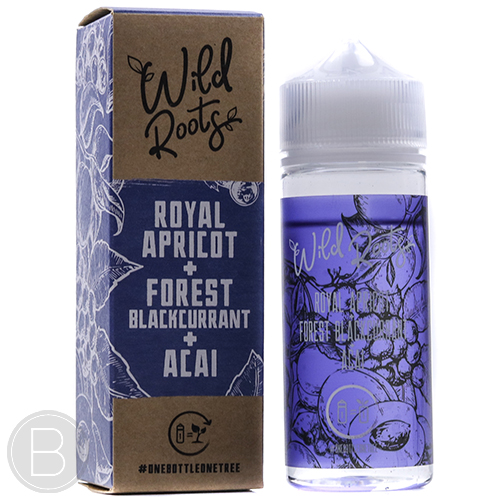 Wild Roots - Royal Apricot & Forest Blackcurrant & Acai - BEAUM VAPE
