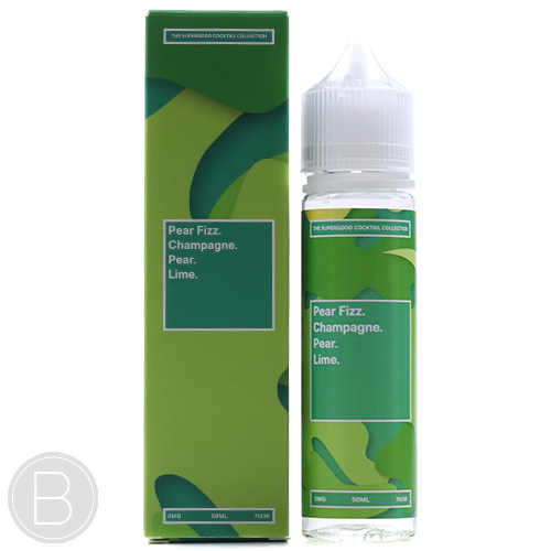Supergood. - Pear Fizz - 50ml 0mg Short Fill E-Liquid - BEAUM VAPE