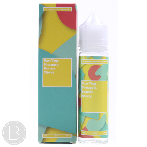 Supergood. - Rum Ting - 50ml Short Fill E-Liquid - BEAUM VAPE