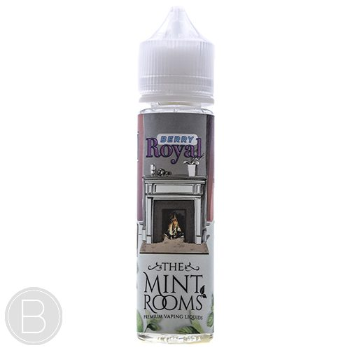 The Mint Rooms – Berry Royal - 0mg 50ml Short Fill - BEAUM VAPE