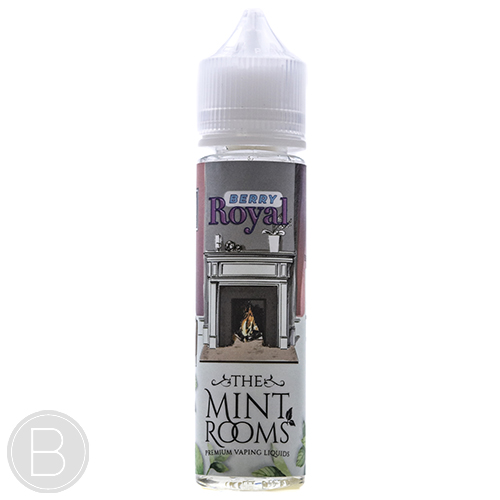 The Mint Rooms – Berry Royal - 0mg 50ml Short Fill - BEAUM VAPE